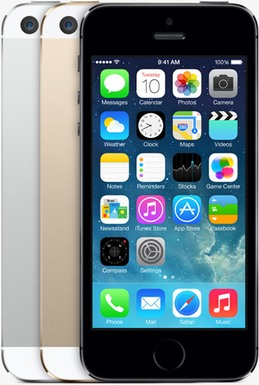 3544360600000000 Apple iPhone 5s A1533 64GB ( iPhone 6,1
